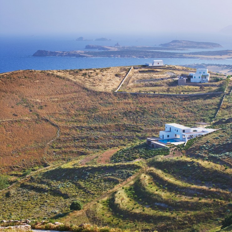 Landscapes of Cohabitations on Antiparos Island