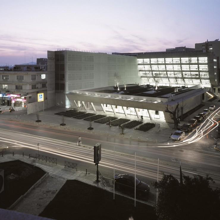 Shop & Trade – Κτίριο Γραφείων & Καταστημάτων στην Αθήνα