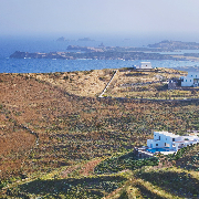 Ecosmosis Exhibition - Landscapes of Cohabitations on Antiparos Island, doxiadis+